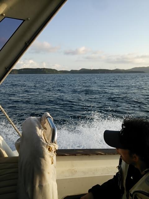 ボート釣り3