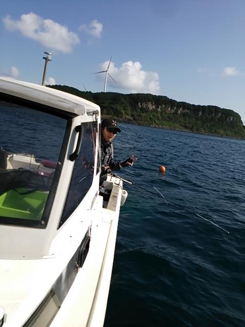 ボート釣り11
