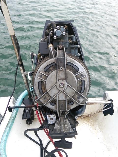ボートメンテ2