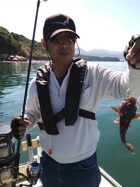 ボート釣り10