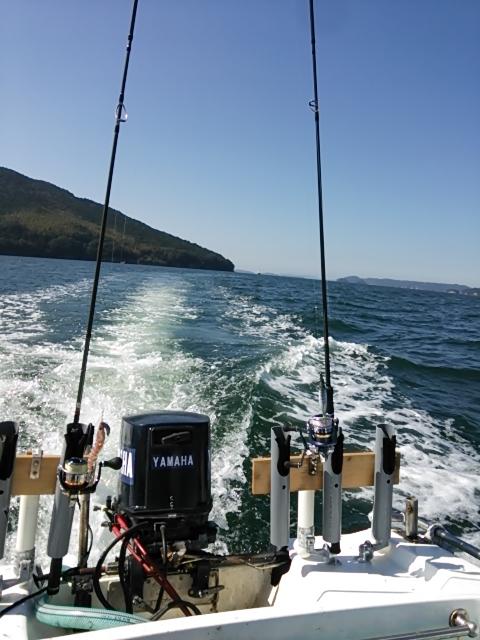 ボート釣り14