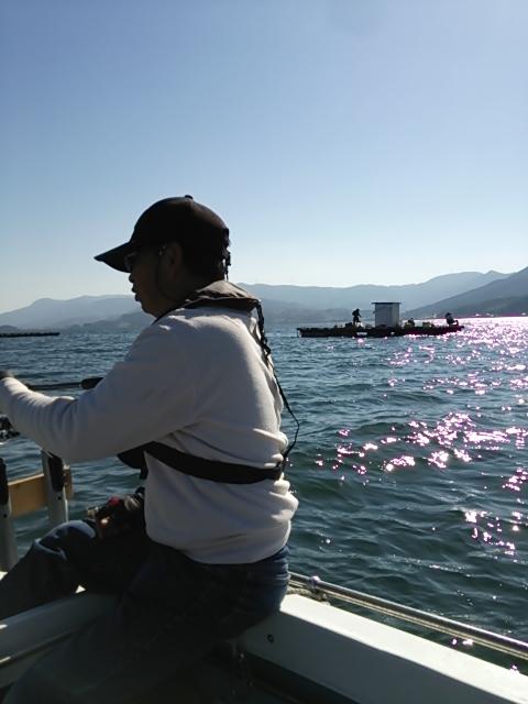ボート釣り15