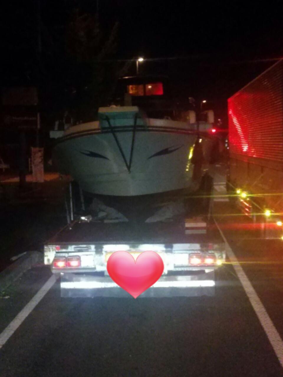 ボート輸送