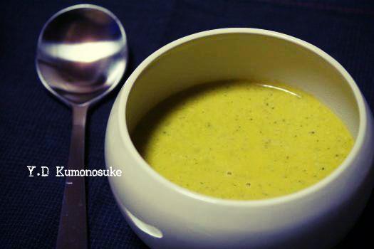 kbスープ。