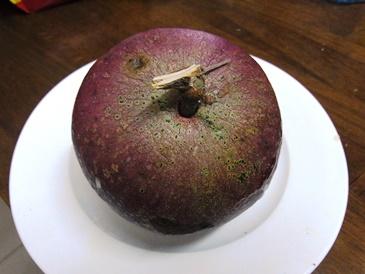 紫ミルクフルーツ