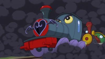 機関車ジコチュー!!