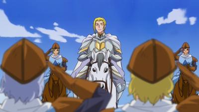 僕は遠い辺境の警備に就き、城を別れてアンと離れ離れに…