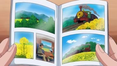 この風景が、僕とアンとの思い出に良く似ているんだ