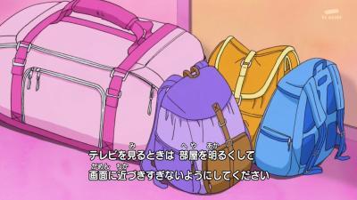 マナのバッグが大きいのには…