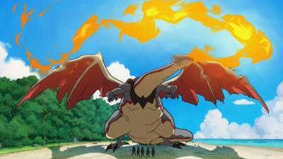さっきのドラゴンは!!