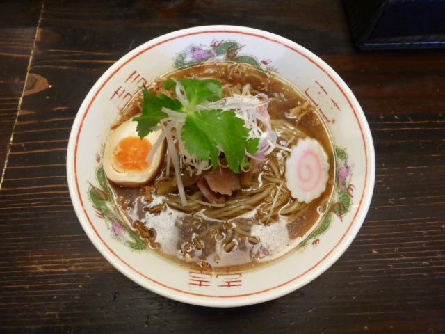 涼・カイパンSOBA(醤油)