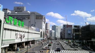 新宿南口サザンテラス 01