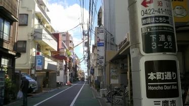 三鷹駅1-14