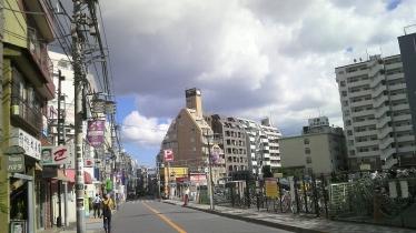 三鷹駅1-16