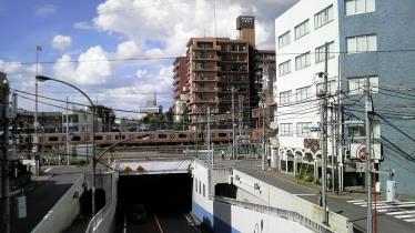三鷹駅1-17