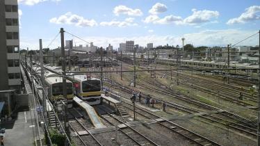 三鷹駅1-19