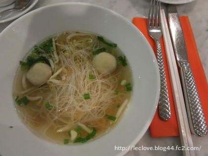 タイの麺もあります