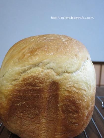 かまのびしなかった食パン