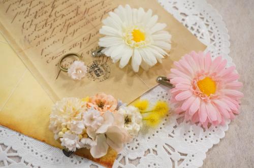 花雑貨le crochet 花飾り