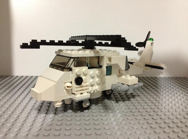 SH-1L哨戒ヘリコプター