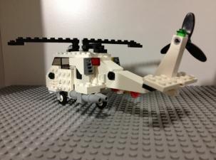 SH-1L哨戒ヘリコプター2