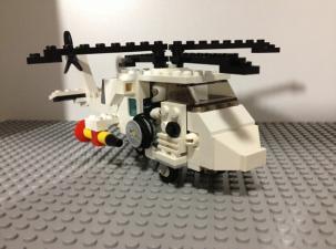 SH-1L哨戒ヘリコプター4