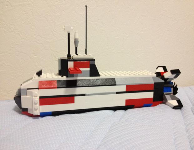 潜水艦改造1