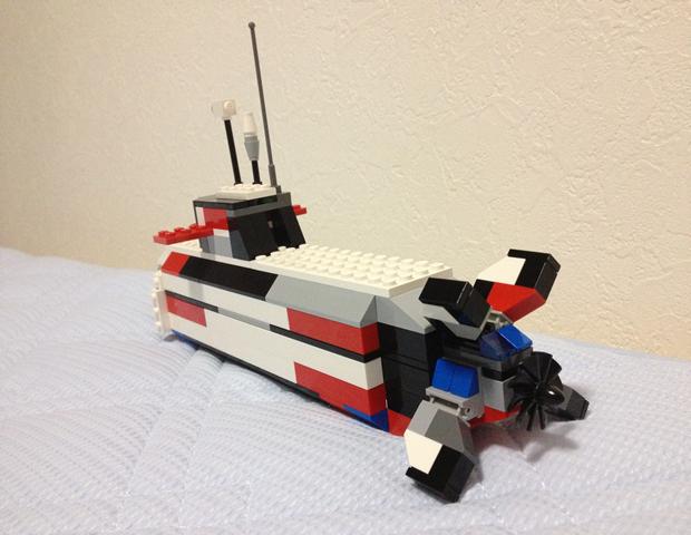潜水艦改造2