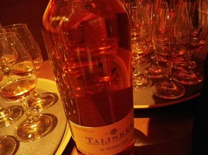 タリスカー30年試飲