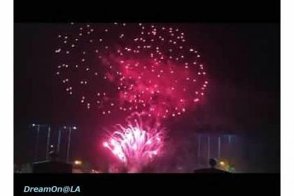 Dodgers Fire 02w