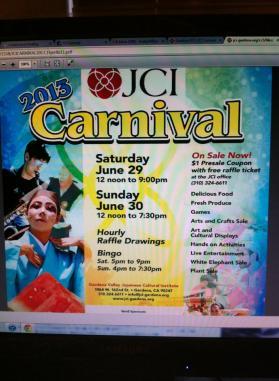 JCI Carnival 2013