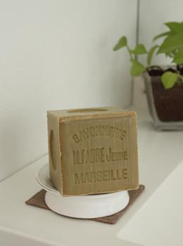 マルセイユ石鹸②