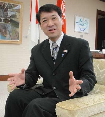 泉田裕彦新潟県知事