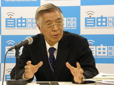 佐藤栄佐久前福島県知事
