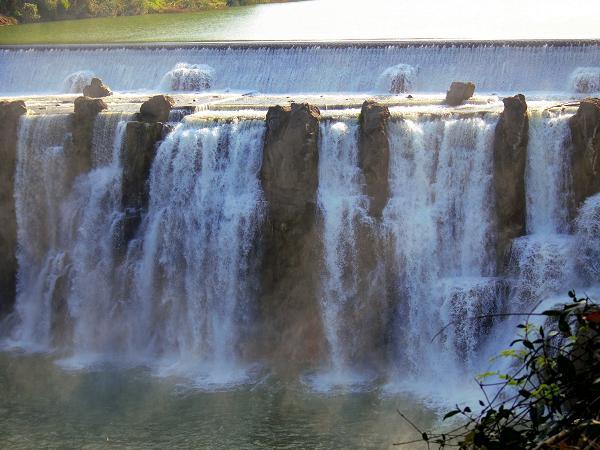 沈堕の滝2