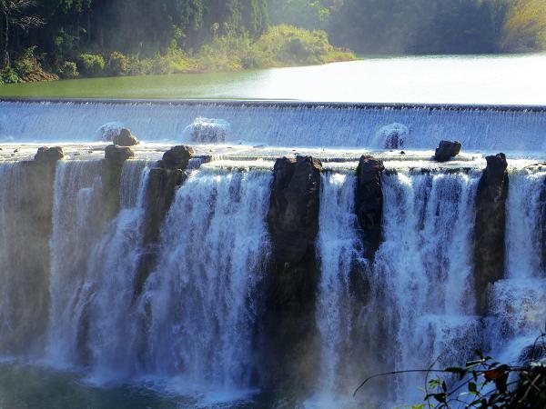沈堕の滝6