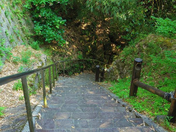 黄牛の滝2