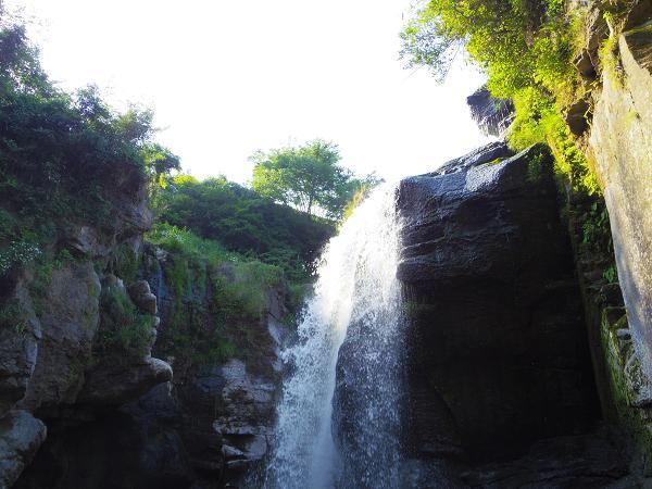 黄牛の滝5