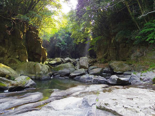黄牛の滝3