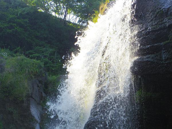 黄牛の滝6