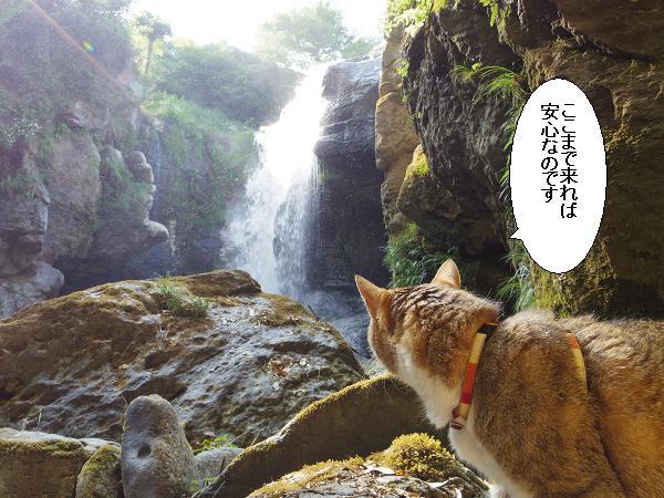 黄牛の滝9