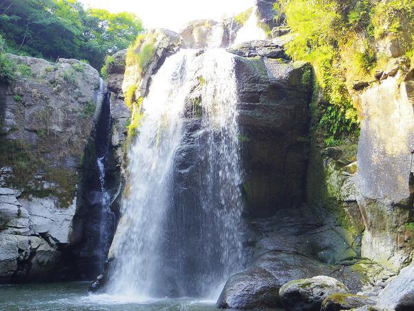 黄牛の滝13
