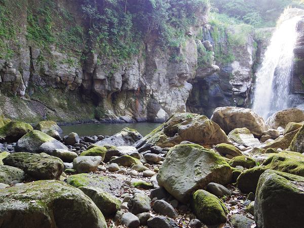 黄牛の滝12