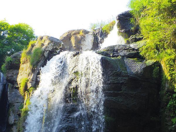 黄牛の滝14