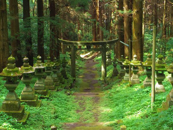 上色見熊野座神社5