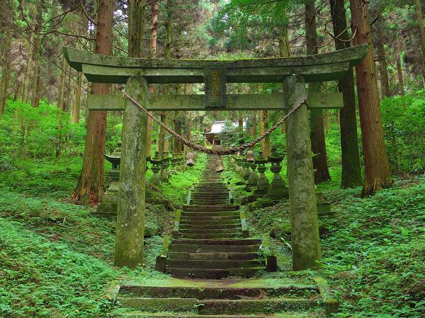 上色見熊野座神社4