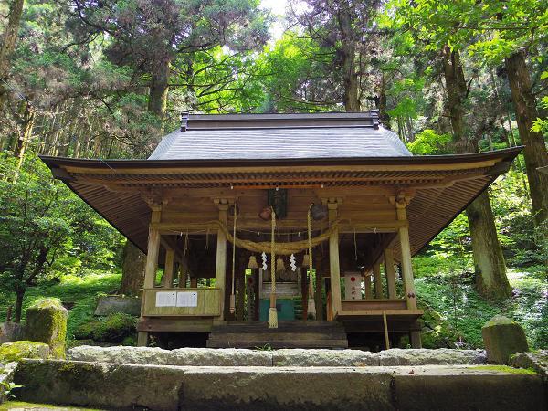 上色見熊野座神社6