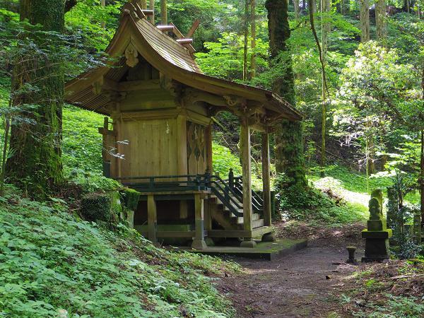 上色見熊野座神社7