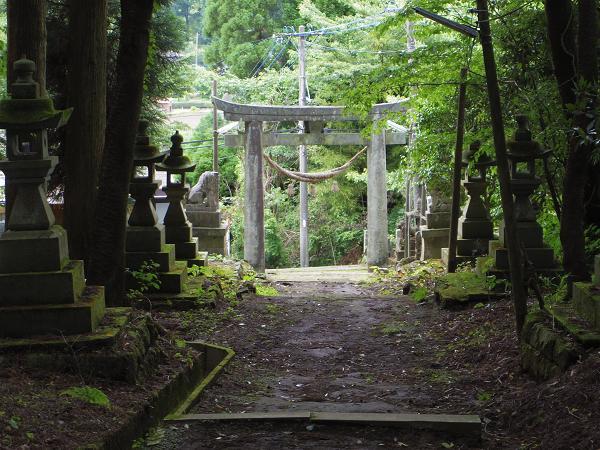 上色見熊野座神社14