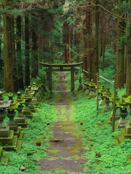 上色見熊野座神社12